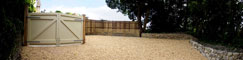 Landscaping by Ingrams building contractors of Isle of Wight