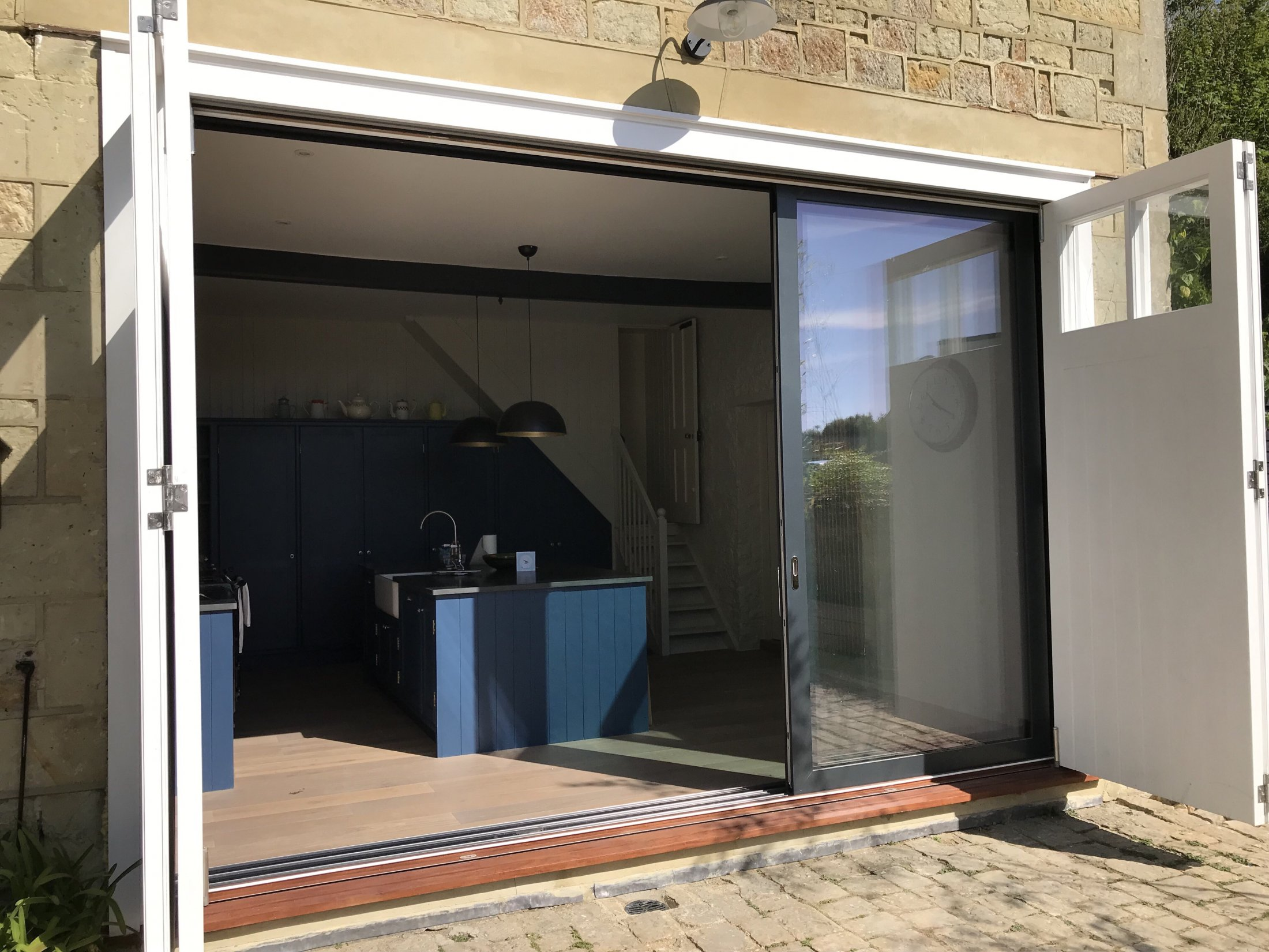 Bi-folding Doors To Patio