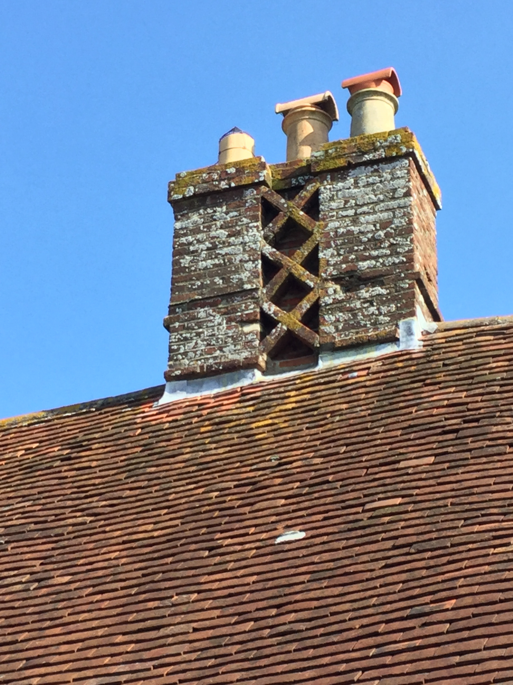 Decorative Chimneys