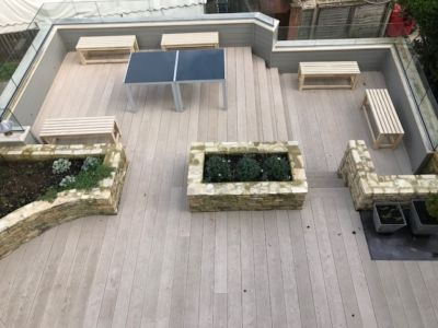 Balcony Refurb