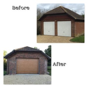 Garage Refurbishment