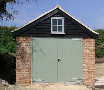 Refurbished Potting Shed / Tractor Store